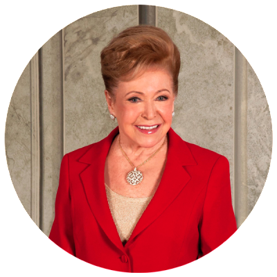 portrait de Mary Higgins Clark